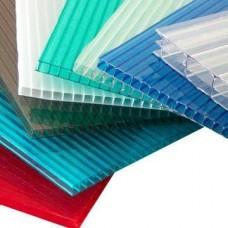 Сотовий полікарбонат Berolux кольоровий товщина 10 мм