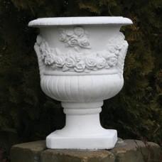 Бетонна ваза Ампір
