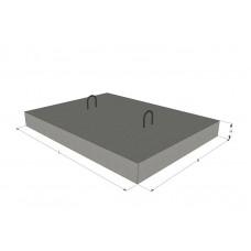 Плита покриття плоска ПТ 12.5-16-14
