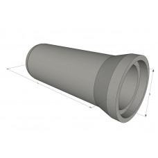 Труба безнапорная ж/б ТС 140.30-2 вертикального формования