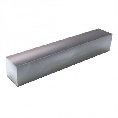 Квадрат стальной 220х220мм, ст45, 1050-88