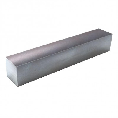 Квадрат стальной 230х230мм, ст45, 1050-88