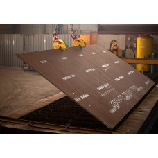 Лист зносостійкої сталі Hardox 500, 4 - 25 мм