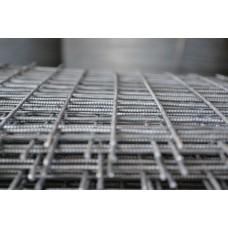 Сітка зварна арматурна А3/А500С ТУ 150х150х8мм