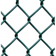 Сітка плетеная Рабица з ПВХ покриттям 55х55х2,5мм