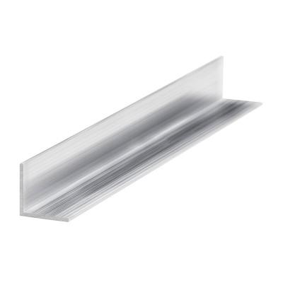 Уголок алюминиевый 100х100х4мм, АМГ2