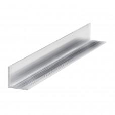 Уголок алюминиевый 15х30х2мм, АМГ6