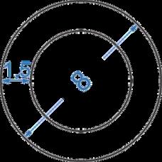 Труба алюминиевая круглая ø 8x1,5 мм без покрытия