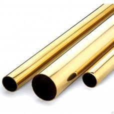Латунная труба Л63 10*1,5*3000