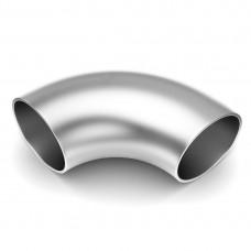 Отвод нержавеющий 18х1.5 мм AISI 304 (08Х18Н10)