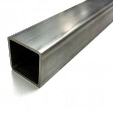 Труба нержавеющая квадратная 15х15х1.5 АISI 304 (08Х18Н10)