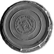 Люк каналізаційний легкий тип Л (ЛА-15)