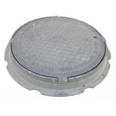 Люк каналізаційний тип С (B125) Київводоканал